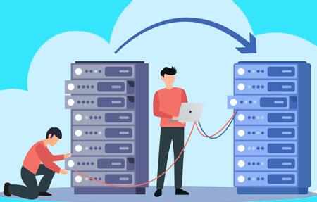 Server Migration & Datenumzug